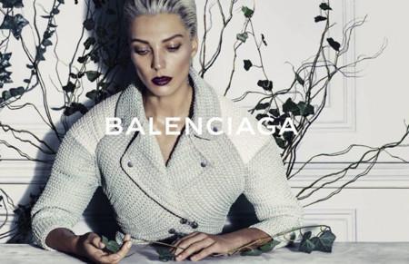 Siempre queremos ver más de Daria Werbowy para Balenciaga