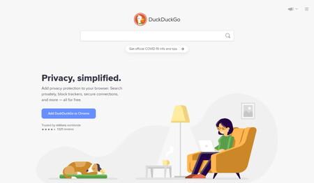 DuckDuckGo, el gran rival de Google centrado en la privacidad, supera por primera vez las 100 millones de búsquedas diarias