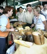 Feria del Queso en Miranda de Ebro