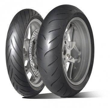 Nuevos Dunlop RoadSmart II neumático para el segmento sport touring