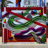 'Art in Motion Project', arte urbano a cuatro manos esta semana en Mulafest