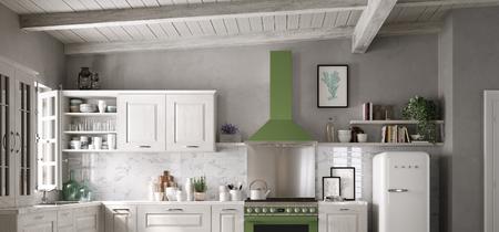 Portofino, la nueva colección de Smeg que combina el estilo retro con los colores más intensos