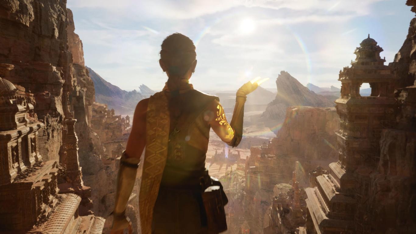 El motor Unreal Engine 5