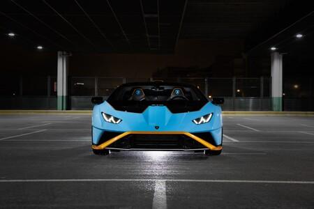 Lamborghini Huracán STO frontal