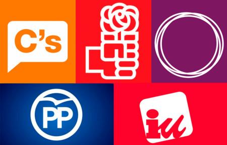 Qué dicen los programas de PP, PSOE, Podemos, Ciudadanos e IU sobre Propiedad Intelectual y Canon AEDE