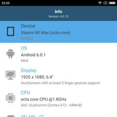 Foto 22 de 34 de la galería xiaomi-mi-max-benchmarks en Xataka Android