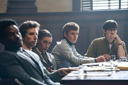 'El juicio de los 7 de Chicago', gratis durante 48 horas: Netflix sube a YouTube este espléndido drama judicial