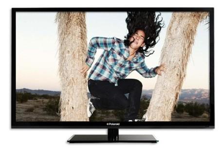 Polaroid también tiene un televisor 4K que nos lo mostrará en el CES 2014