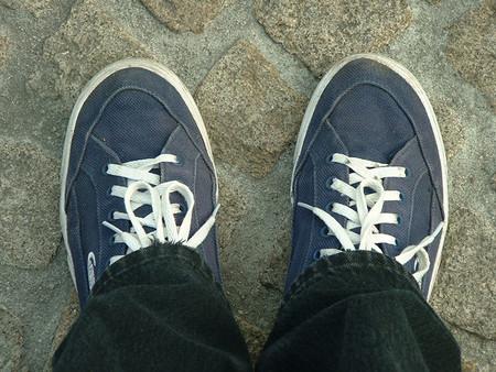Zapatos Fuera