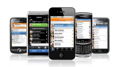 La movilidad, diez tendencias para la empresa en 2012