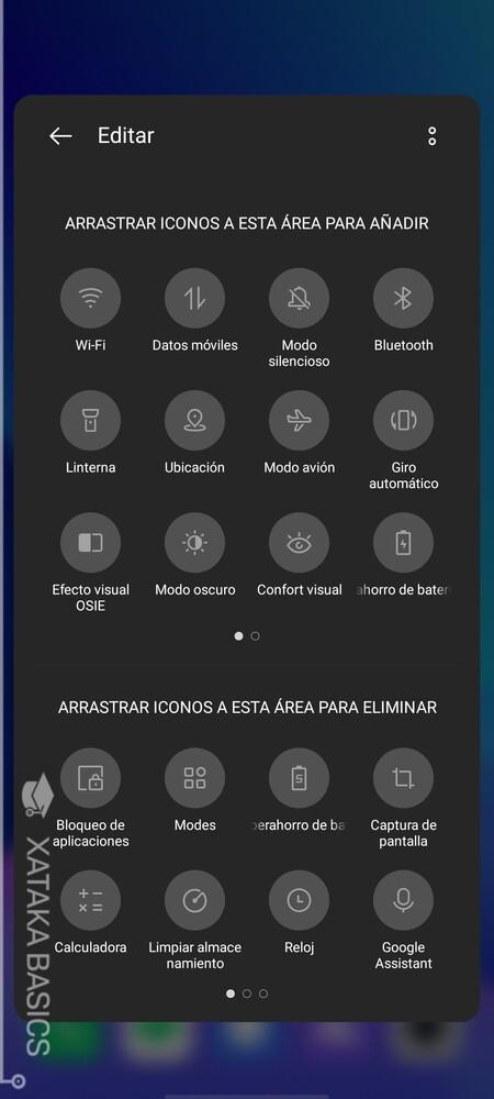 Botones Control