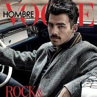 Joe Jonas lo confirma: el mejor accesorio de invierno es (y será) el bigote
