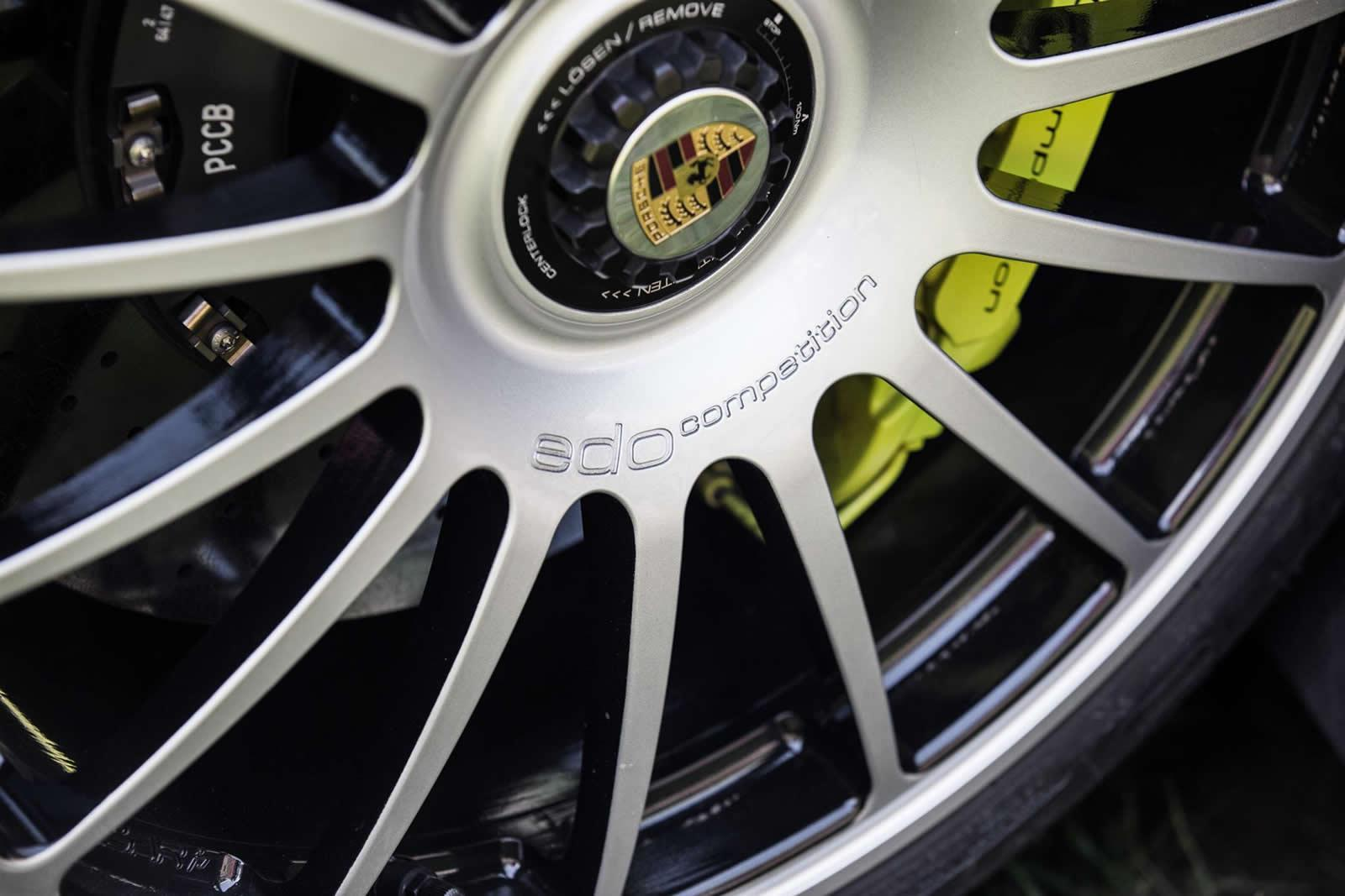 Foto de Edo Competition Porsche 911 Turbo S (13/15)