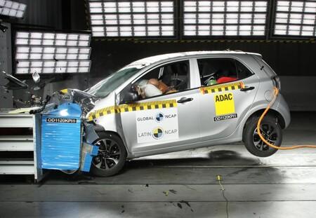 """El Kia Picanto se lleva cero estrellas en las pruebas de choque de Latin NCAP: """"Es absolutamente espantoso"""""""