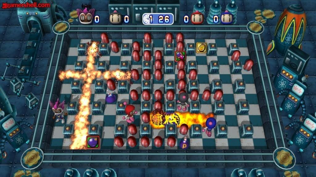 Foto de 011008 - Bomberman Ultra (8/10)