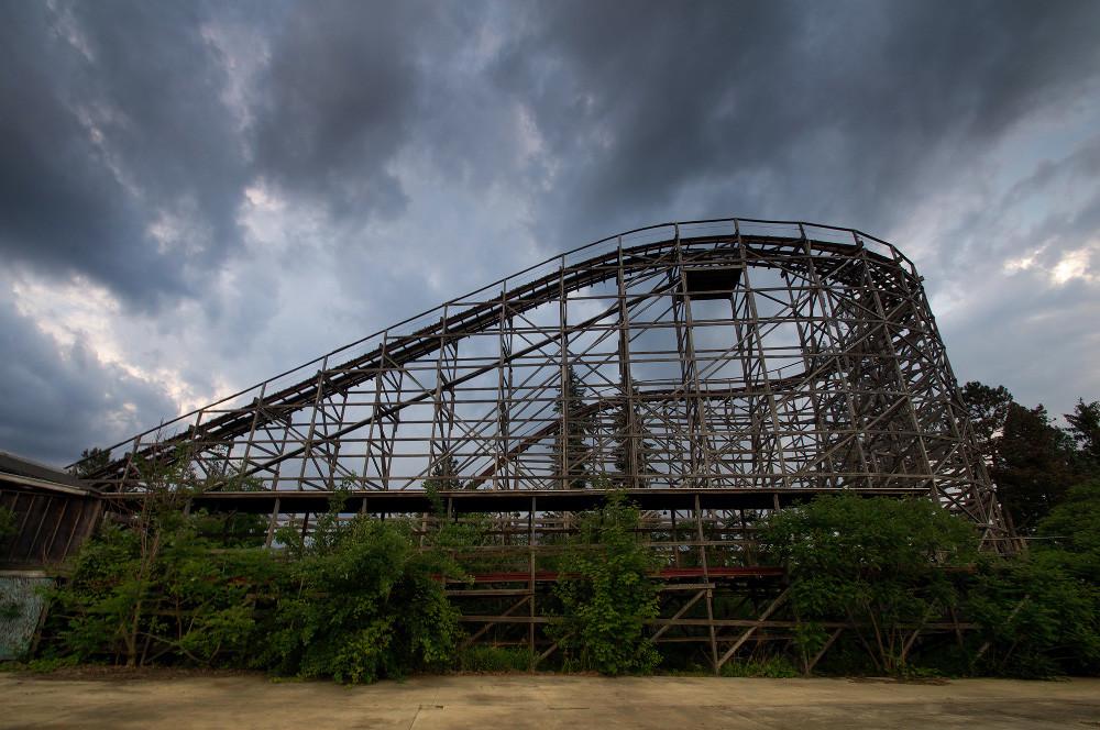 Abandonded Theme Park Seph Lawless 26