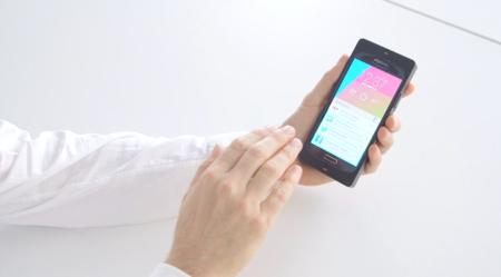 El control por gestos de forma ultrasónica en smartphones podría llegar en 2015
