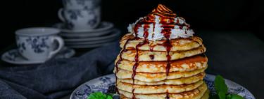 El secreto para unas tortitas de desayuno esponjosas y deliciosas, receta con vídeo incluido