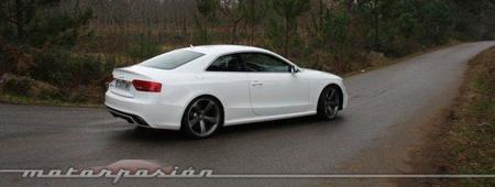 Audi RS5, prueba (conducción y dinámica)