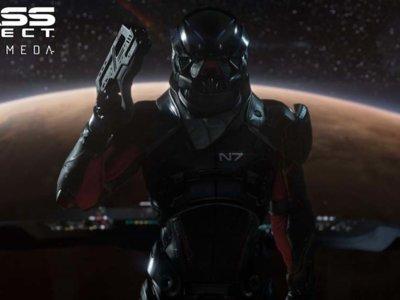 Mass Effect Andromeda por fin nos muestra gameplay y corriendo en 4K