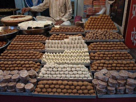 Introducción a la comida India: los dulces