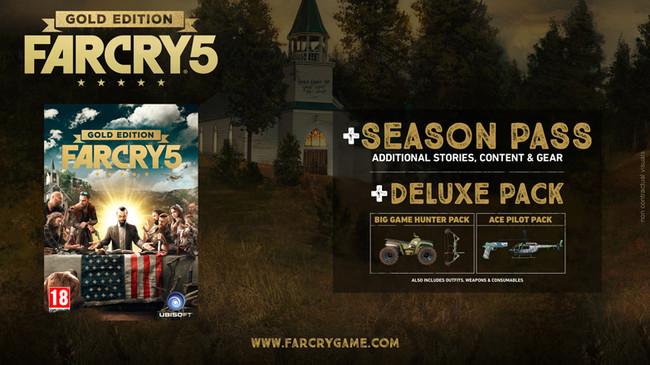 Far Cry 5 Gold