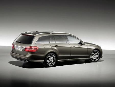 Nuevo Mercedes Clase E Estate