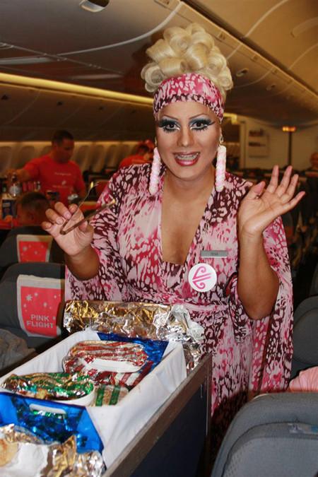 Pink flight 2