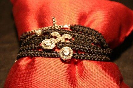 Excellence Fair 2011: joyas TDL en macramé y piedras preciosas, nuevo expositor