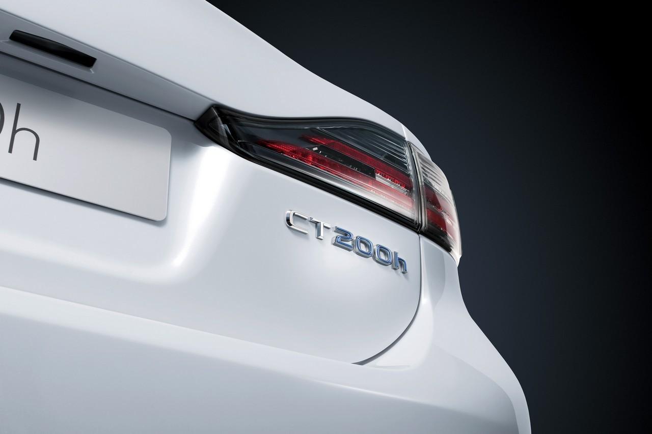 Foto de Lexus CT 200h (130/164)