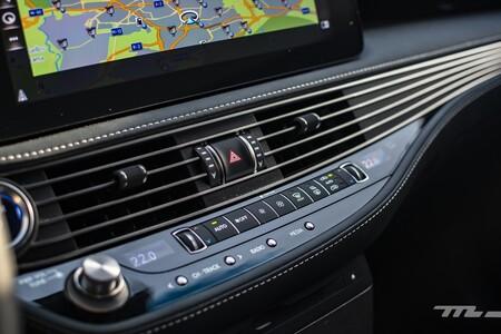 Lexus Ls 500h 2021 Prueba 058