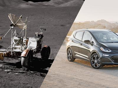 Así es como la tecnología lunar ayudó en la creación del Chevrolet Bolt