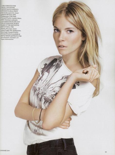 Foto de Twenty8twelve en la revista Vogue Julio (3/4)