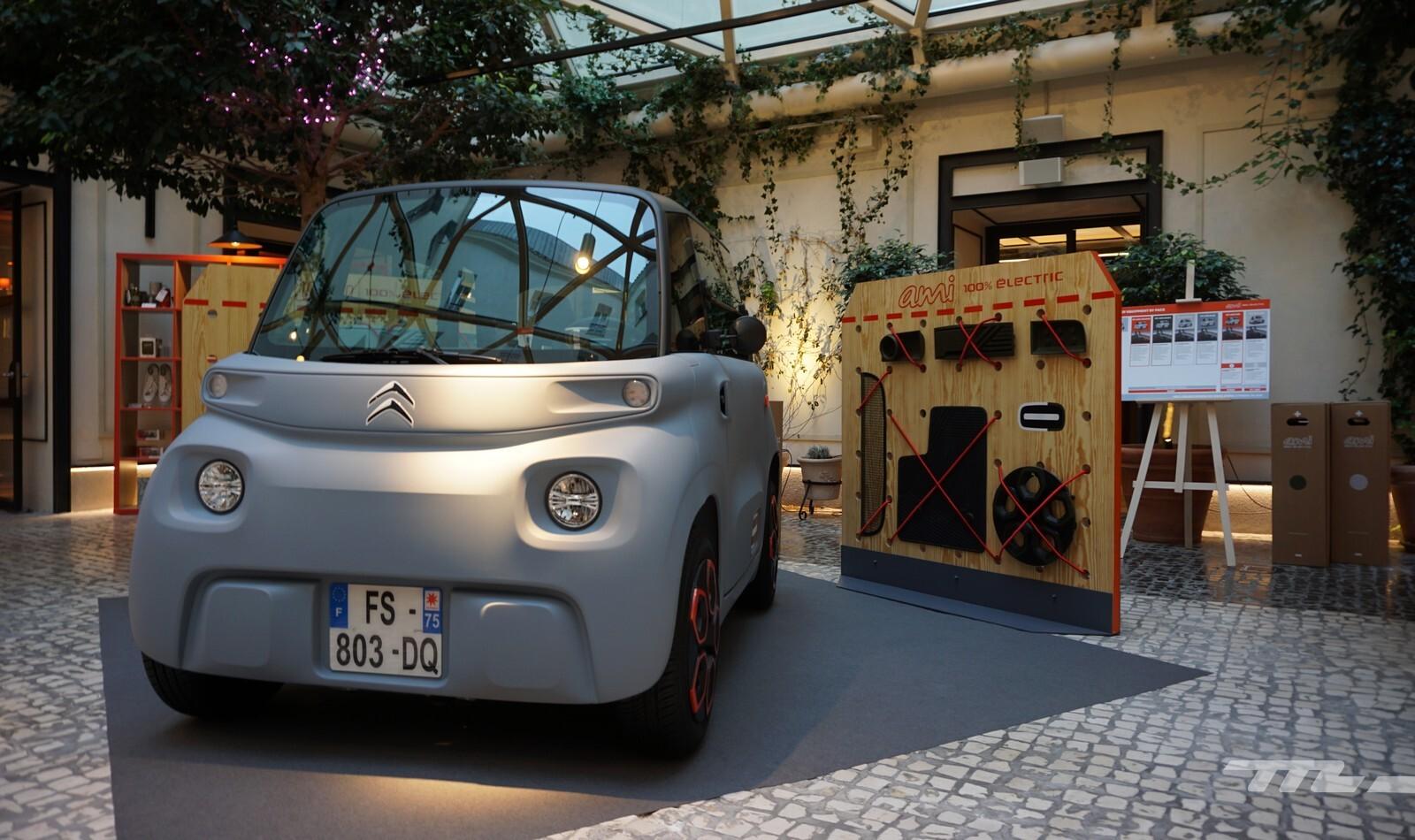Foto de Citroën Ami 2020 (20/32)