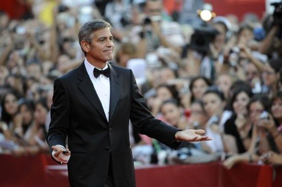 Foto de George Clooney, Ewan McGregor, Matt Demon y más nombres en el Festival de Venecia 2009 (10/35)