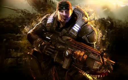 La película basada en 'Gears of War' sigue en pie