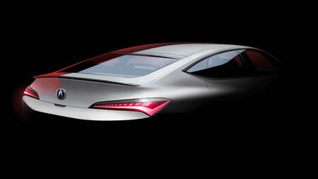 ¡Adiós, coupé! Honda nos desvela un poco más del nuevo y espectacular Acura Integra y su carrocería de cinco puertas