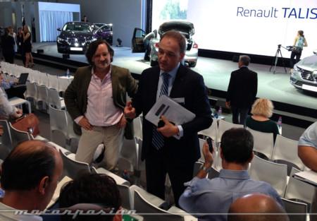 Renault Talisman Paris 95