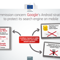 De qué tres cargos acusa la Comisión Europea a Google por Android y lo que Google ha respondido