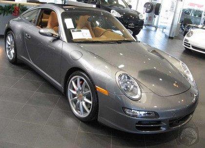 Los Colores Del Porsche 911