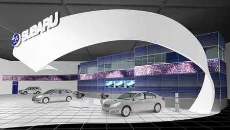 Próximo debut europeo de los nuevos Subaru Legacy y Outback