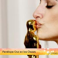 El paso de Penélope Cruz por los Oscars