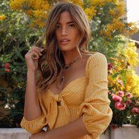 El color amarillo triunfa esta Primavera: 27 prendas para sumarte a la tendencia