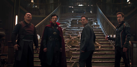 Avengers Infinity War 9