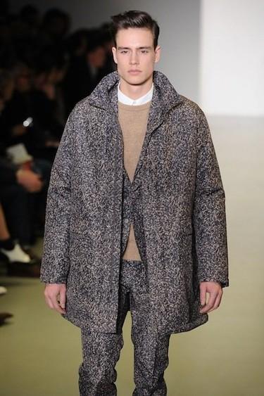 Calvin Klein Otoño-Invierno 2012/2013, Semana de la Moda de Milán