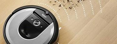 El mejor y más completo aspirador de iRobot, de oferta en Amazon: Roomba i7156 por 799 euros