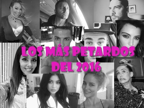 Premios Poprosa 2016: Elijamos a la celebrity más petarda del año