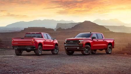 2019 Chevrolet Silverado primeras imágenes