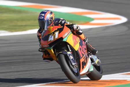 Binder Valencia Moto2 2019