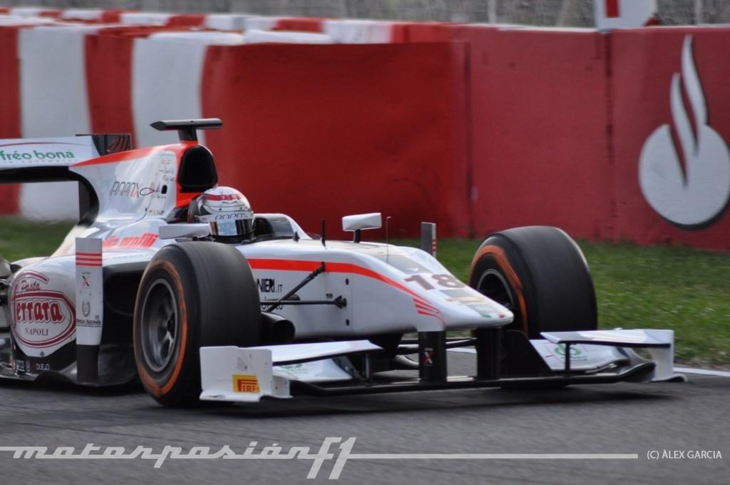 Foto de GP2 2013 Barcelona (110/138)